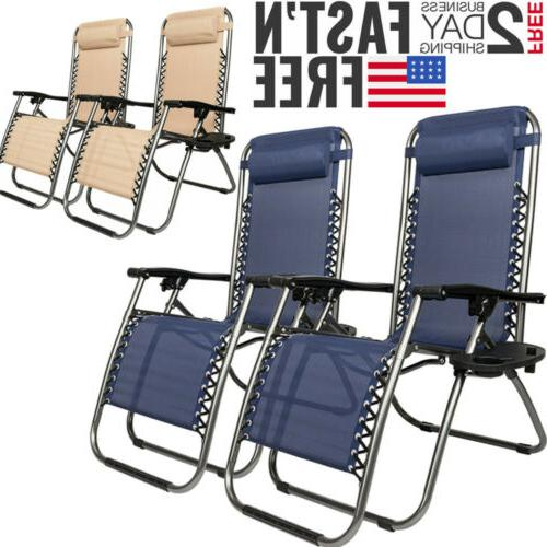 hot thicken zero gravity beach chairs lounge