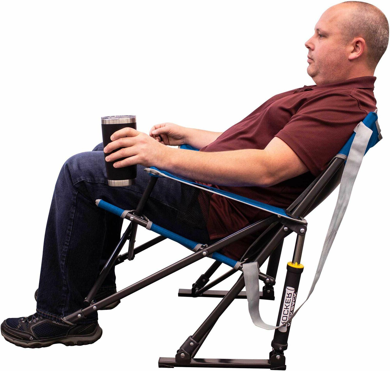 GCI Chair Folding Portable Camping Cup Holder