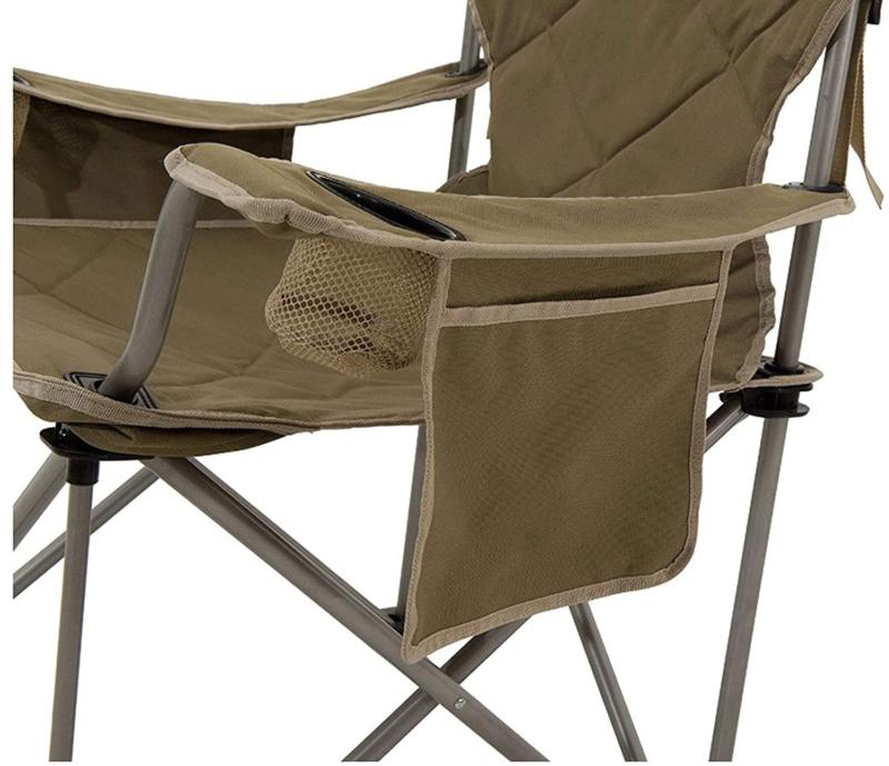 ALPS Portable Camping , Khaki,38 x 38-Inch
