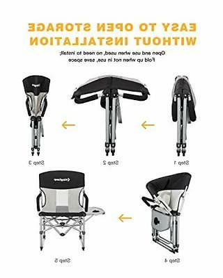 KingCamp Compact Chair with