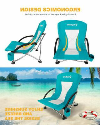 KingCamp Low Camping Out Chair