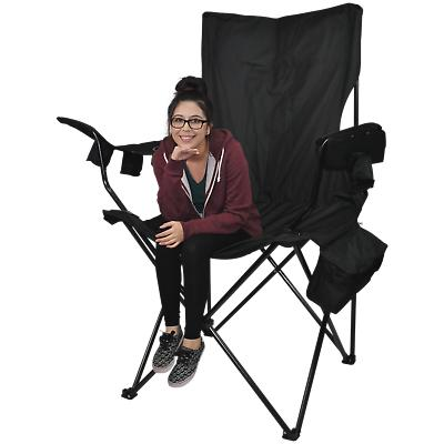 Kingpin Giant Sport Chair Portable Folding Camping Tail Gate