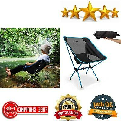 lightweight foldable camp chair