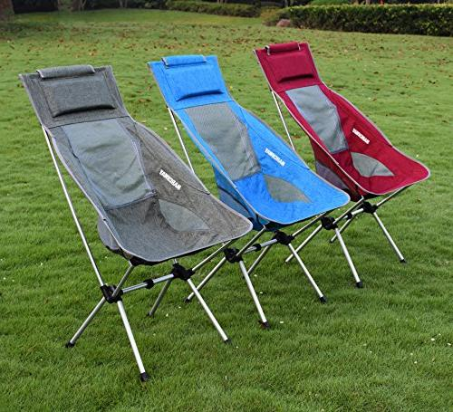 MARCHWAY Back Headrest, Outdoor Festival, Backpacking