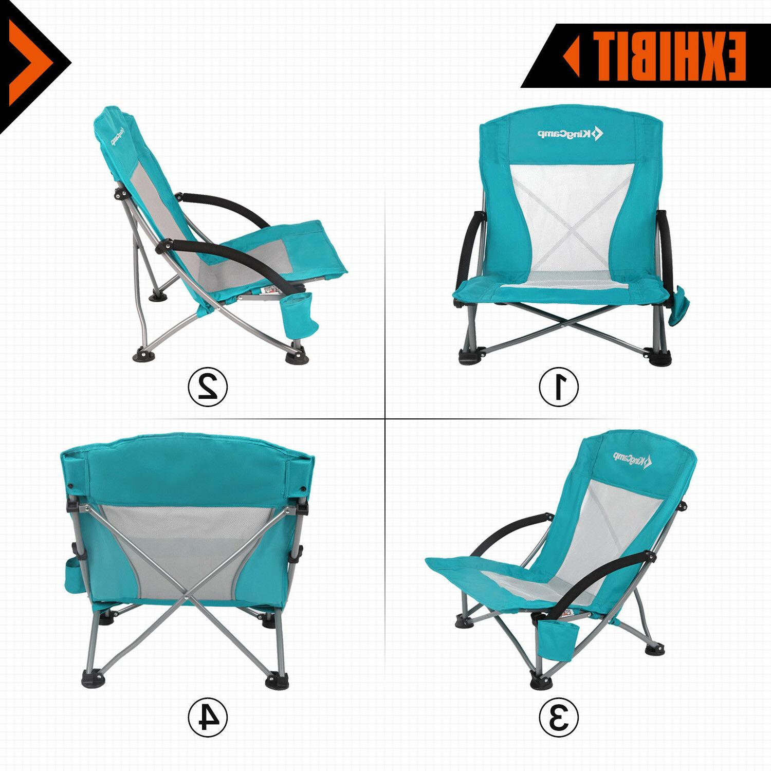 KingCamp Camping Outdoor Concert Out Chair Back