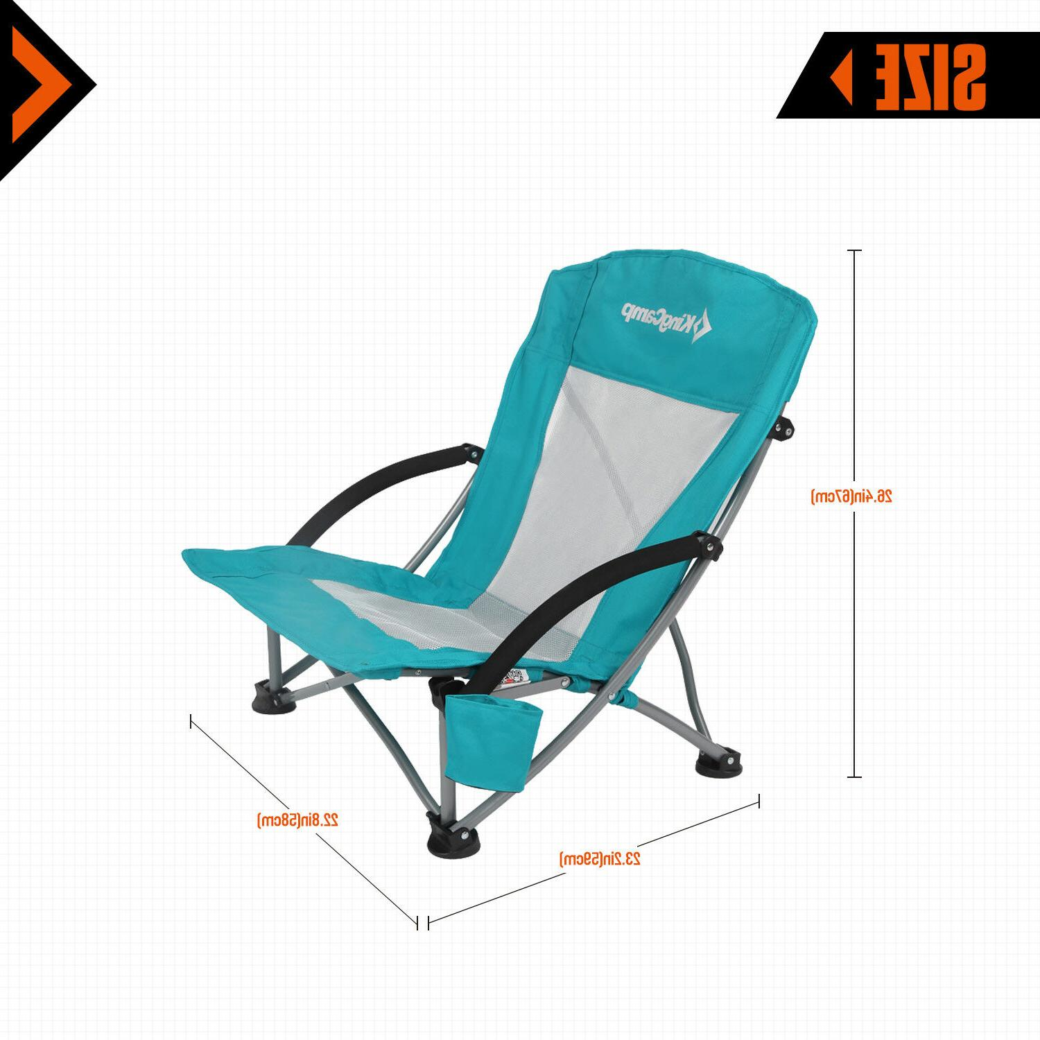 KingCamp Folding Camping Concert Out Chair