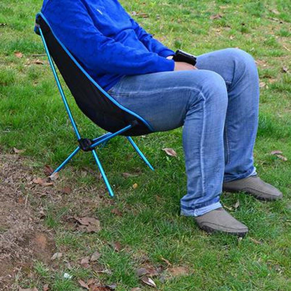 Lightweight Folding Beach For Hiking Barbecue <font><b>Chairs</b></font>