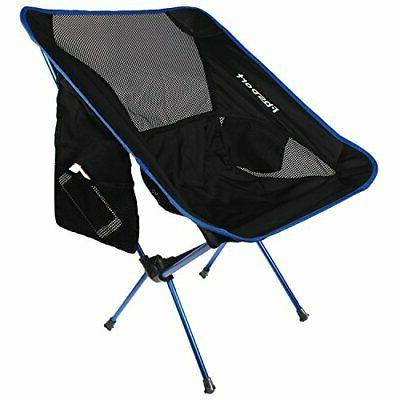lightweight folding camping backpack camping chair dark