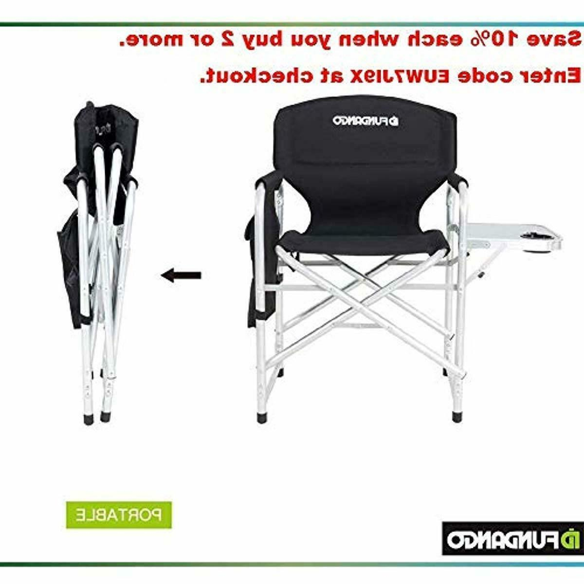 Chair Portable Camping Padded