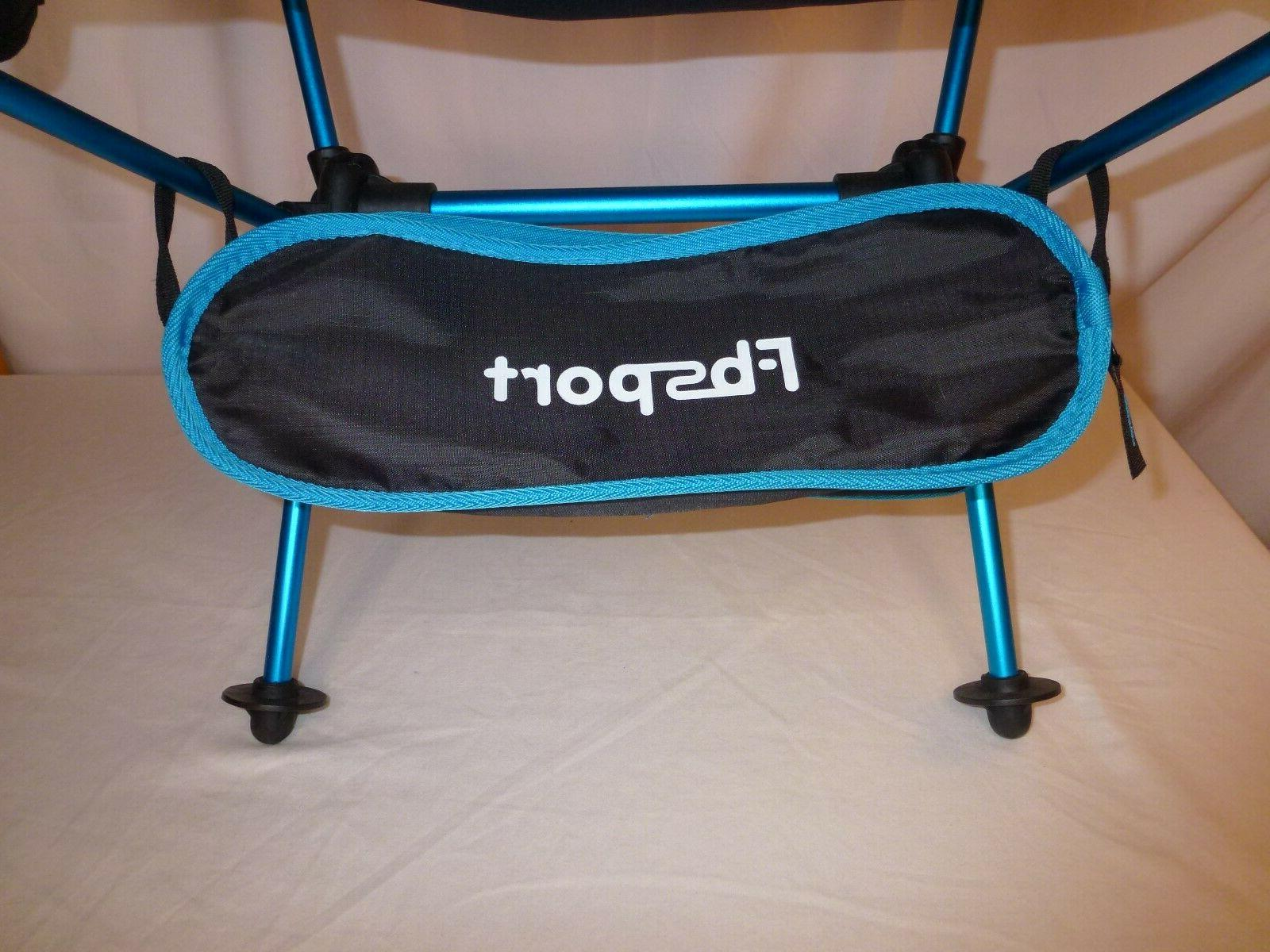 FBSPORT Folding Camping Chair w/