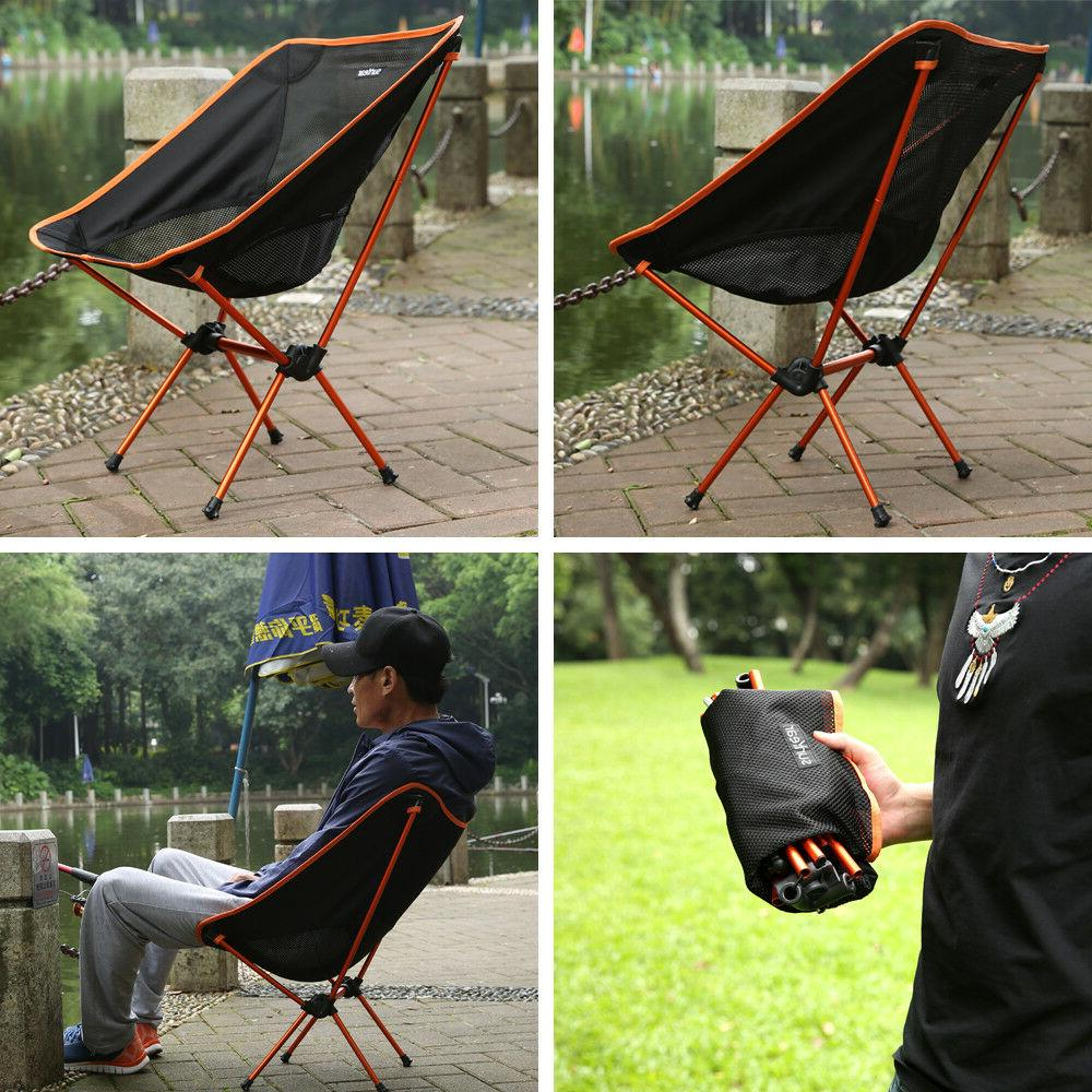 lightweight portable folding foldable camping chair outdoor