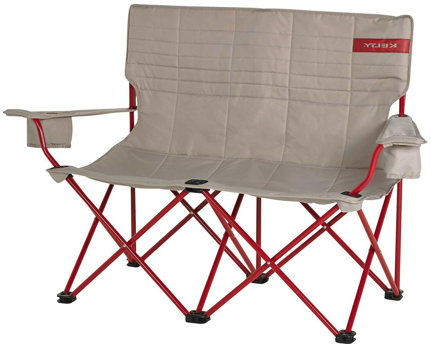 Kelty Low 2 Person Camp Fire Chair Portable
