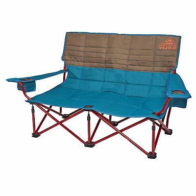 low loveseat unisex adventure gear camping chair