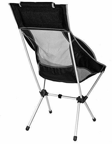 MARCHWAY Folding High Back with Headrest