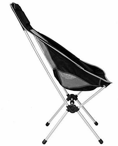 MARCHWAY Back Chair Headrest Portable Seat
