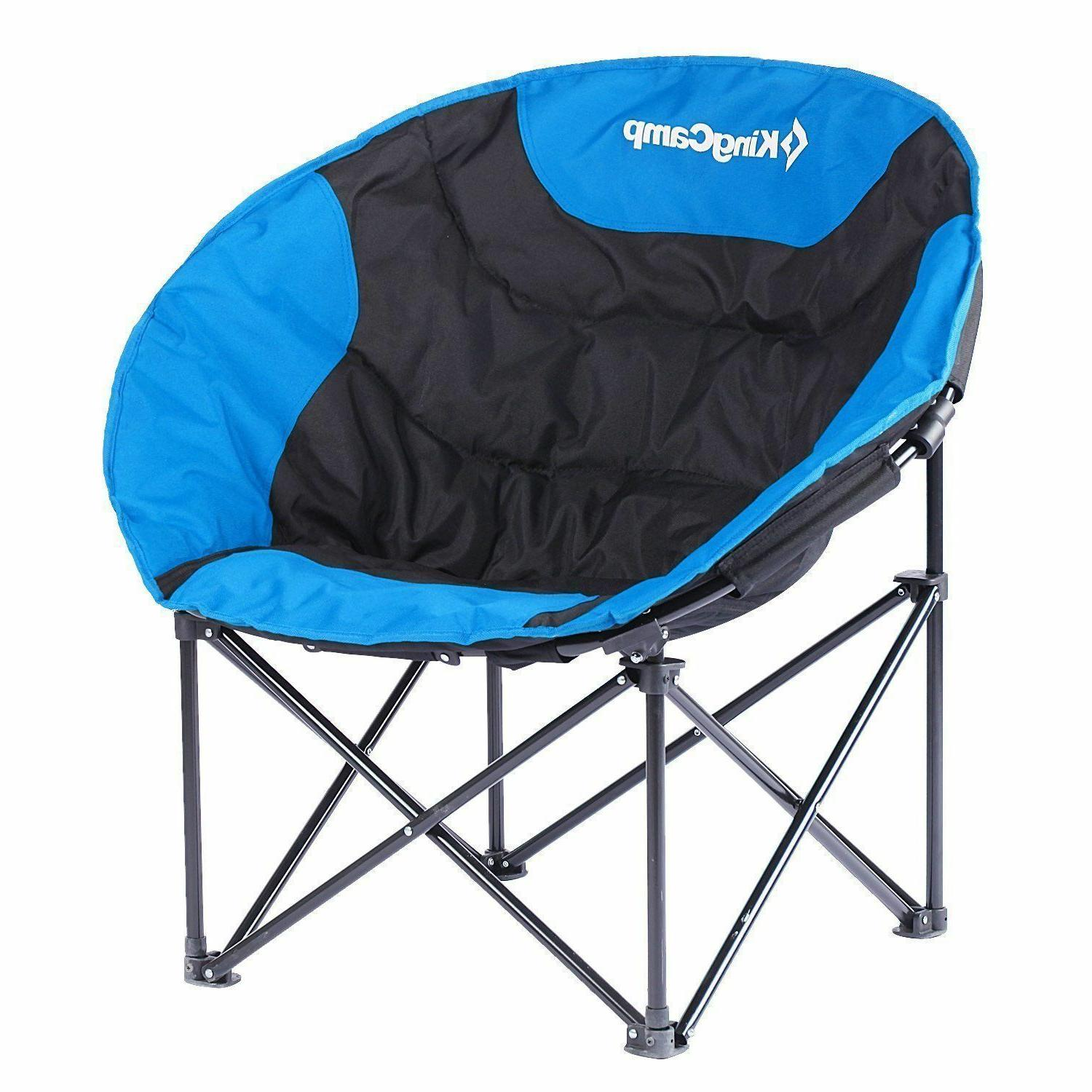 moon leisure lightweight camping fishing chair