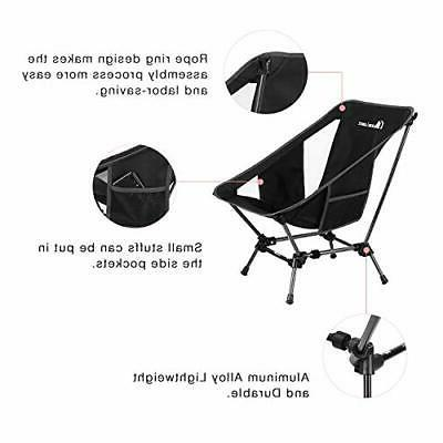 MOON Backpacking Chair Outdoor Portable