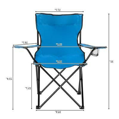 Mul Camping Chair Outdoor Beach Fishing Camping