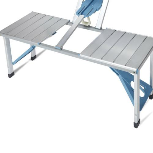 New Aluminum Folding Camping 4 Chairs
