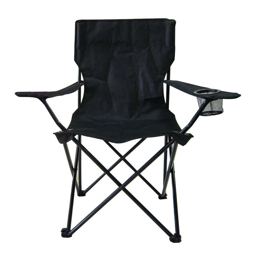 Camping Chair Compact Steel Folding Beach Camp Outdoor Porta