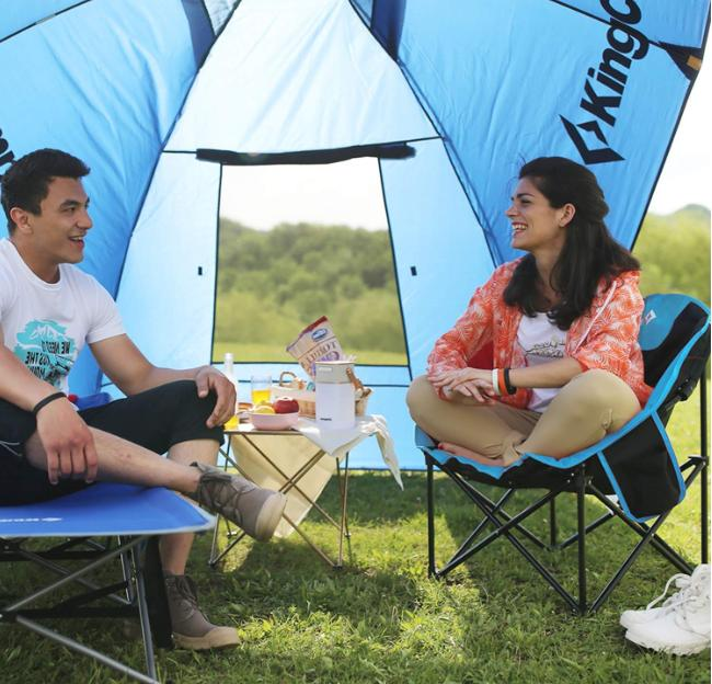 New Steel Frame Camping Chair Holder Bag
