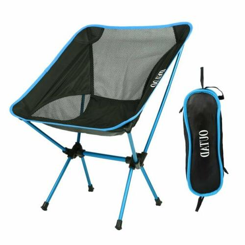 New Outdoor Portable Folding Heavy Seat