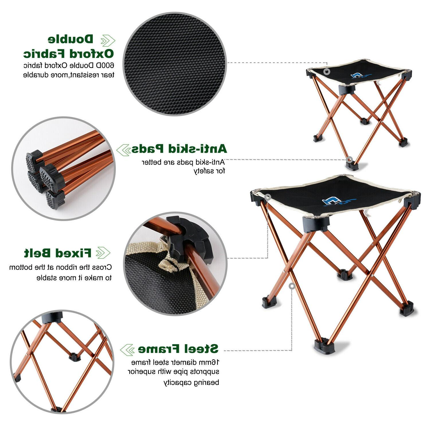 Mini Camp Chair For Camping Hiking