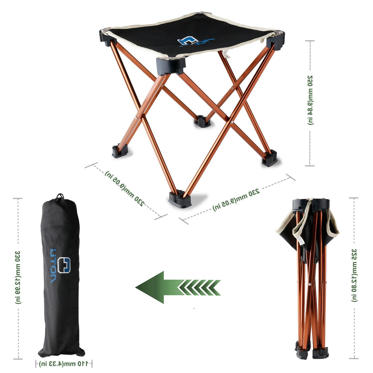 Mini Portable Chair Aluminum For Camping