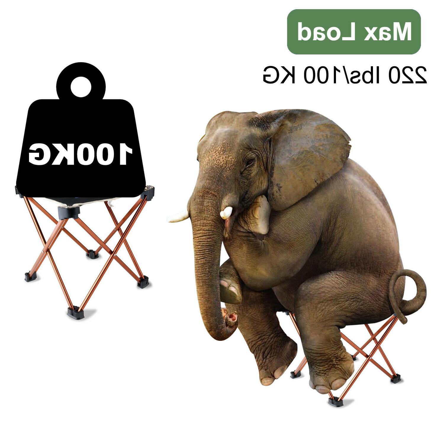 Mini Portable Chair Aluminum For Fishing Camping