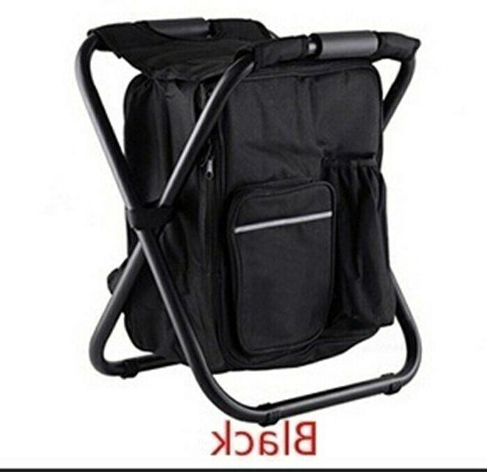 Outdoor Camping Backpack Fishing Portable Hiking Seat