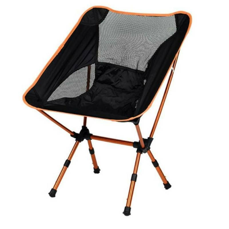Outdoor Chair Backpacking Picnic w/