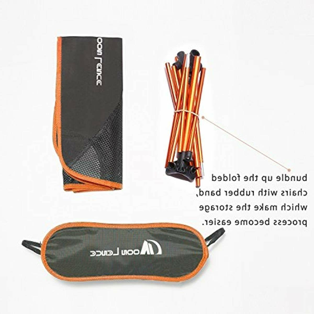 Outdoor Ultralight Portable Folding Chairs with Camping,