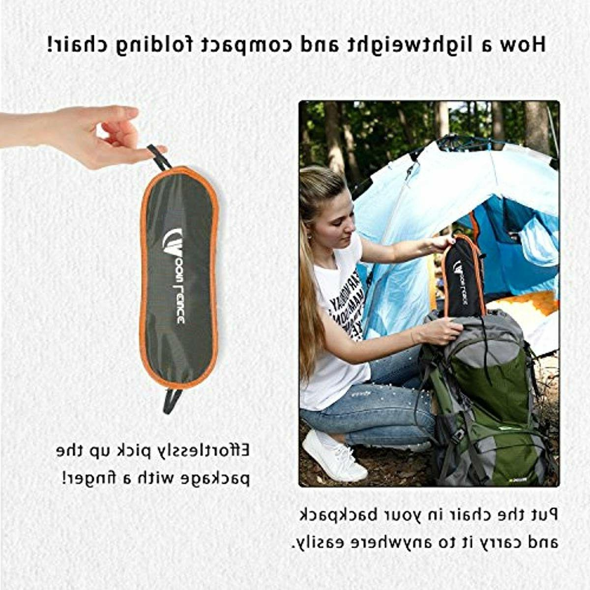 Outdoor Ultralight Portable Chairs Carry Bag