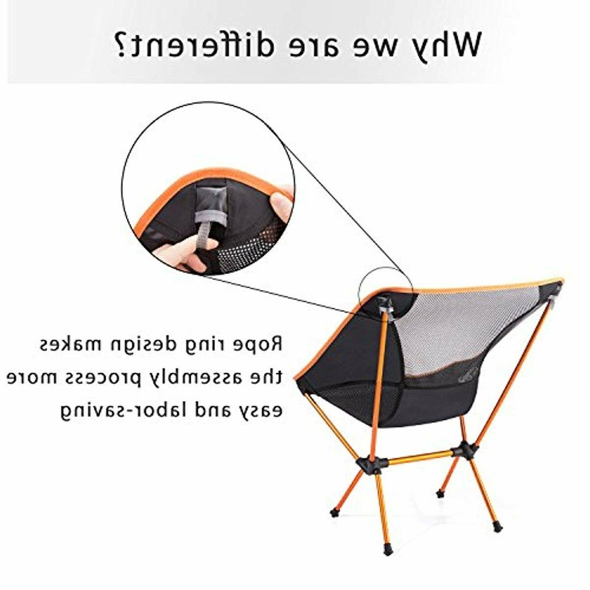 Outdoor Chairs Carry Camping,