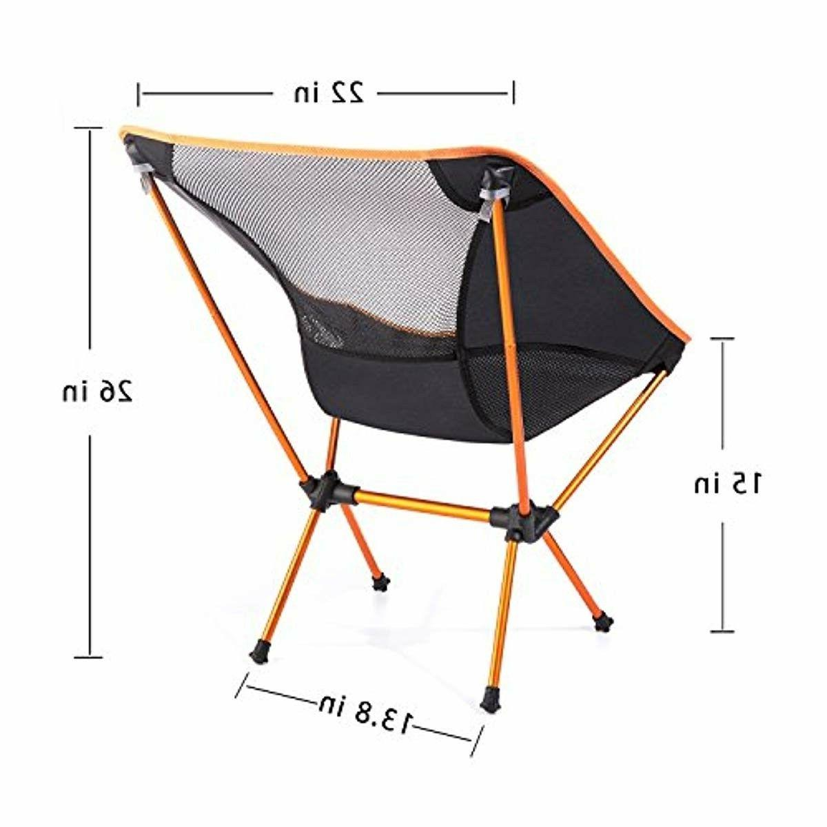 Outdoor Portable Chairs Carry Camping, Beach