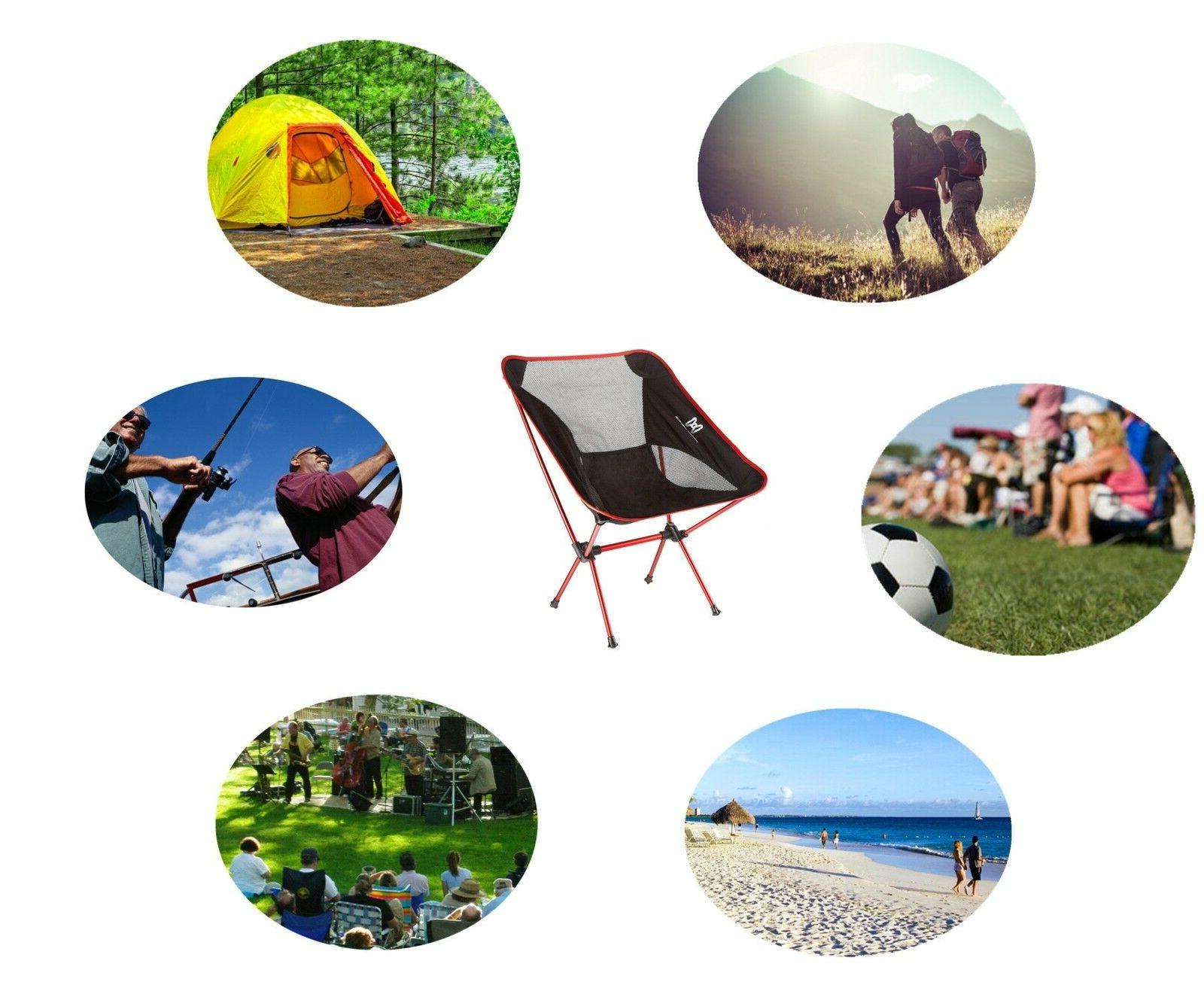 Outdoor Ultralight Portable Camping, Chair