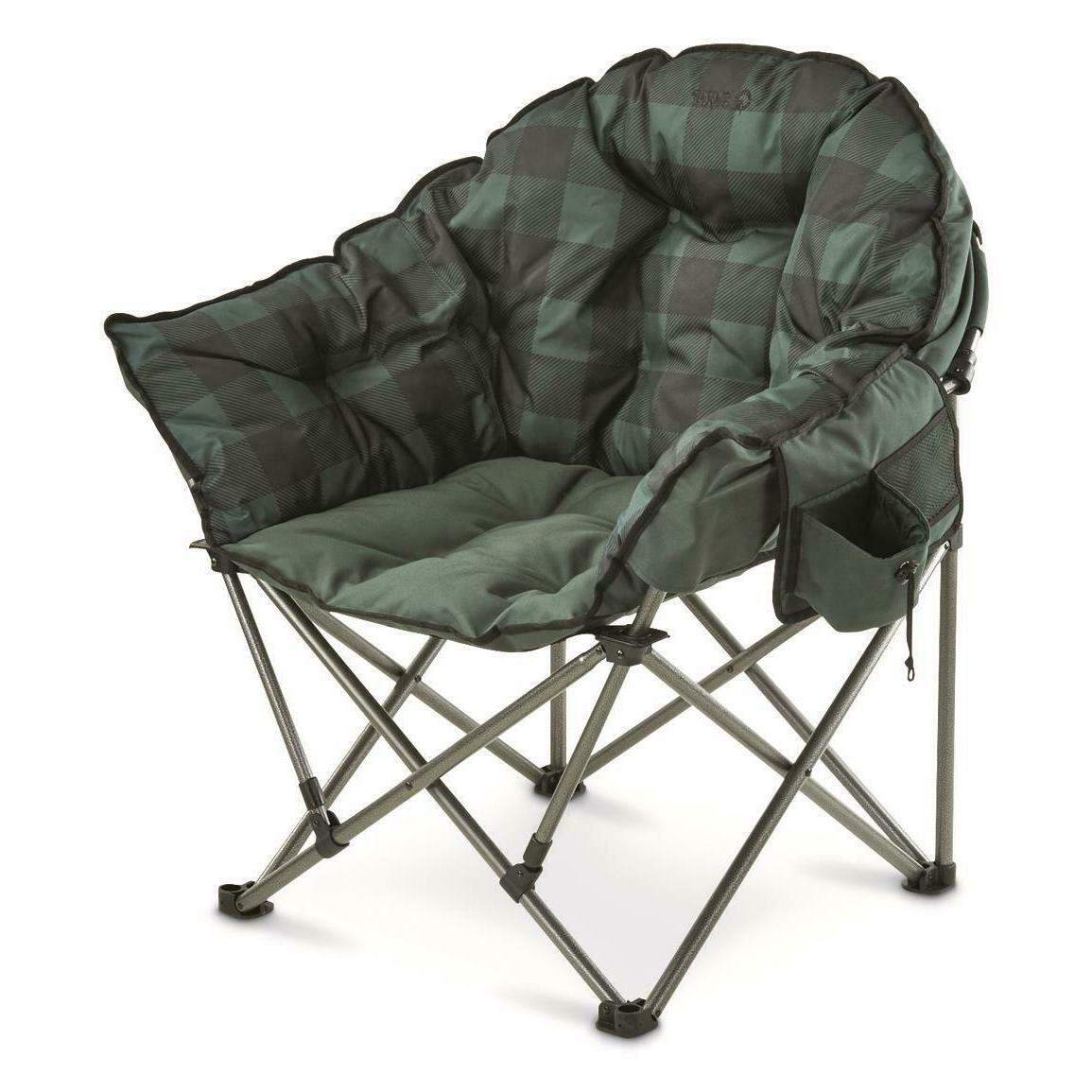Guide Gear Oversized Club Camp Chair, 500-lb. Capacity/Color