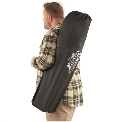 Oversized Camp 500-lb Capacity Sturdy Pouch Cup Holder