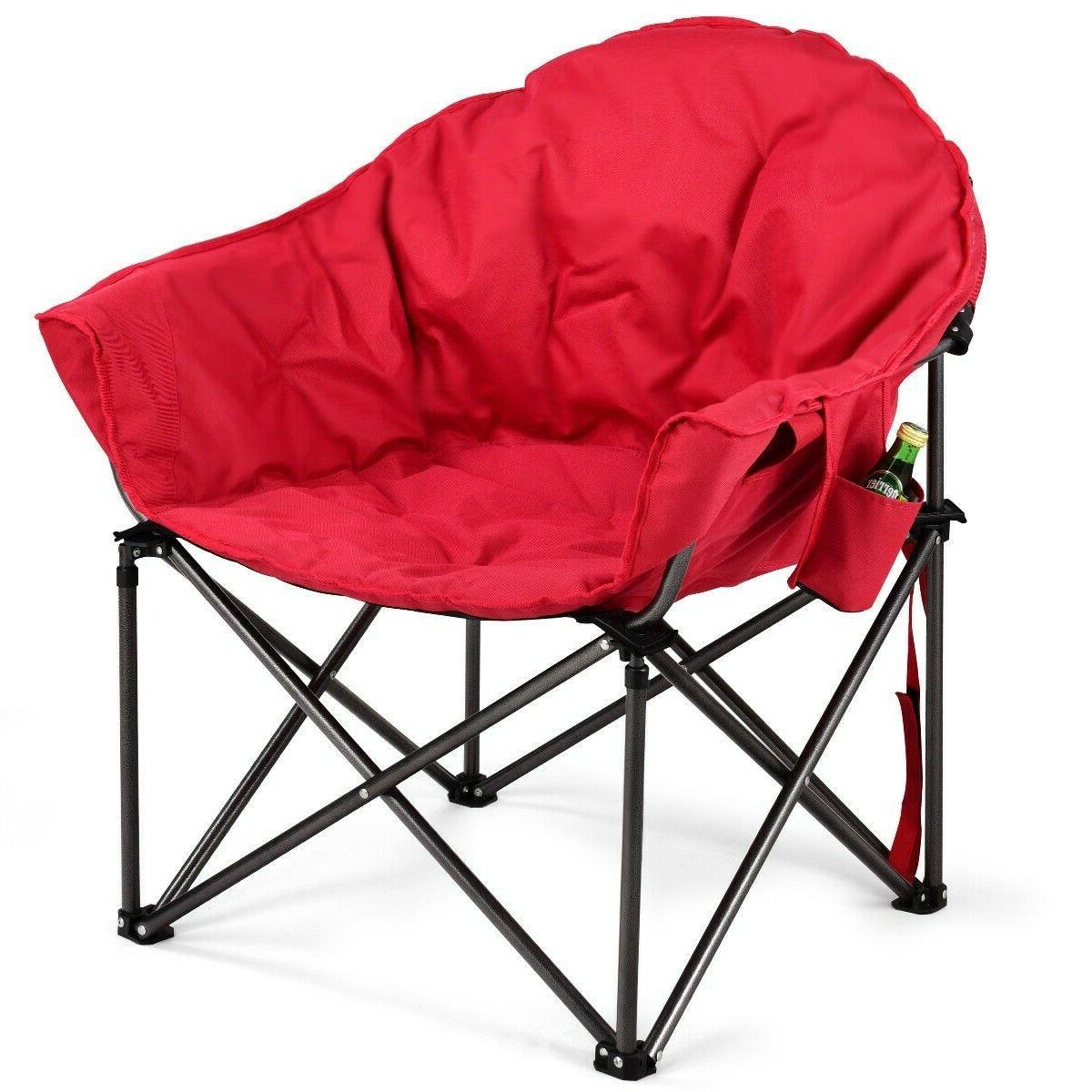 Oversized Moon Chair Camping Saucer Chairs Hiking