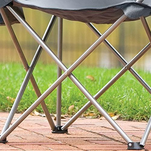 Coleman Lawn Chairs + Cooler,