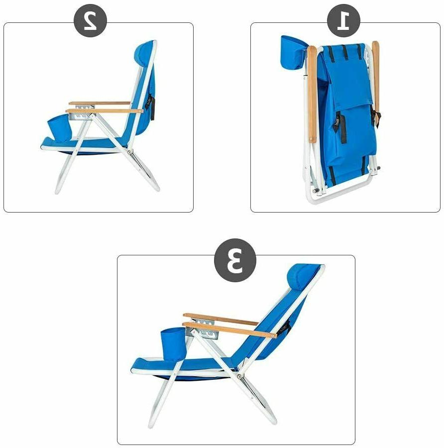 Portable Chair Camping Patio Folding