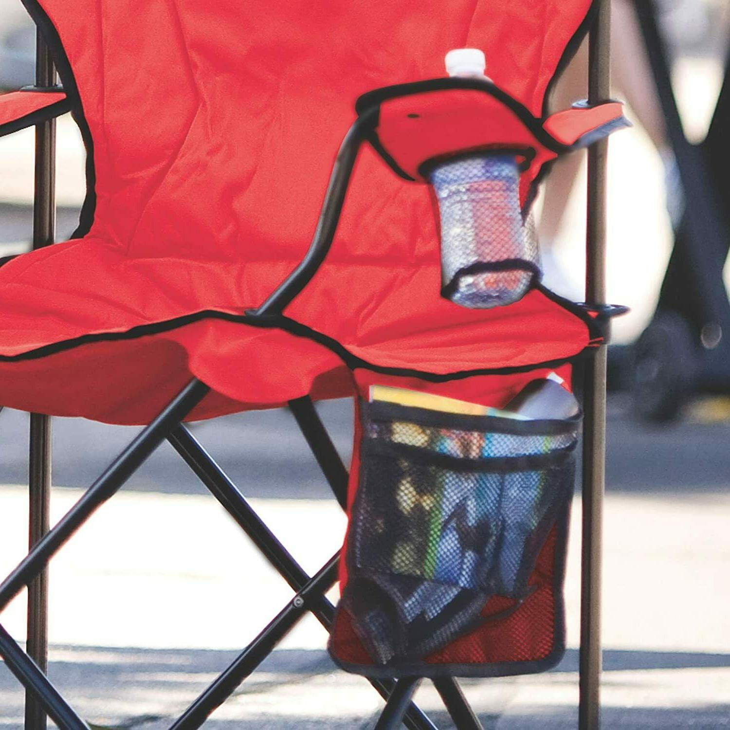 Portable Chair Oversized Mesh