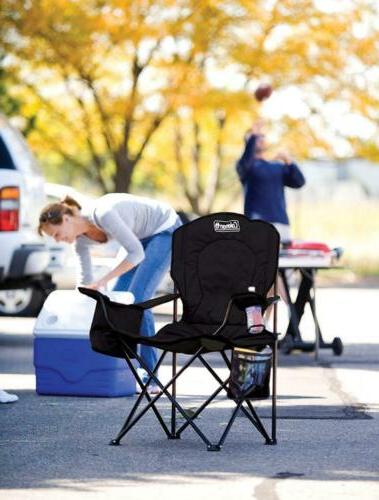 Coleman Portable Chair with Cooler