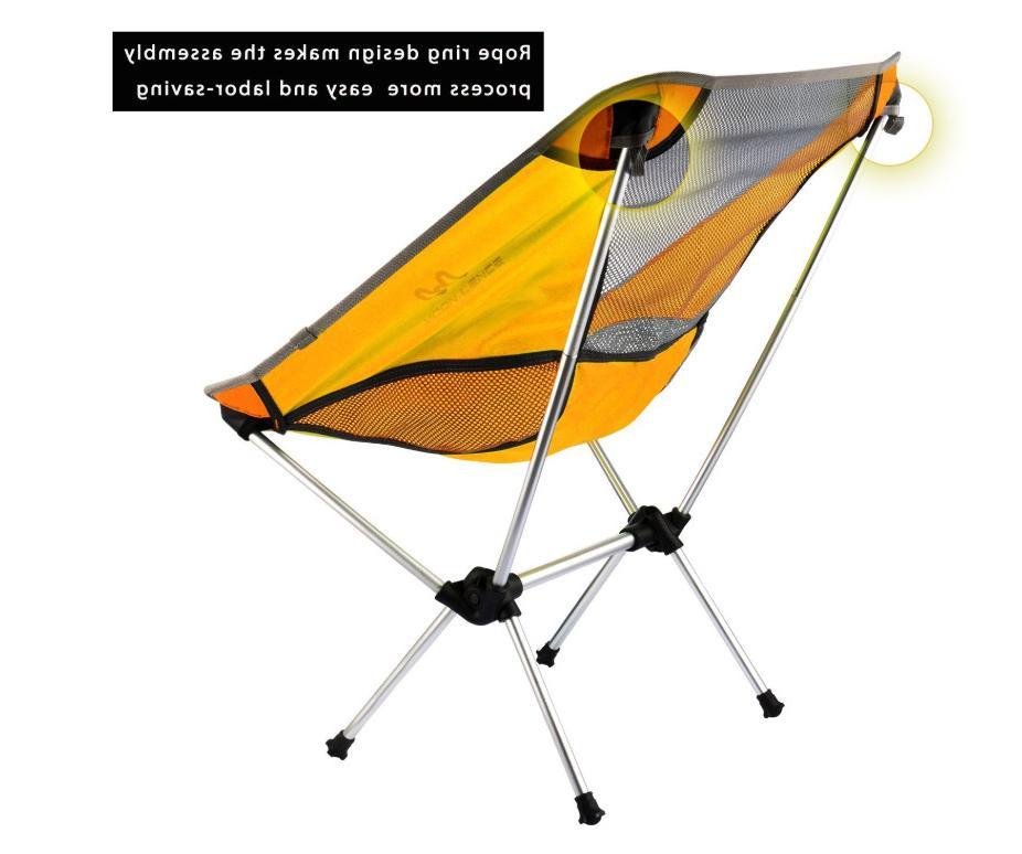 Portable Chair Backpacking Beach Seat