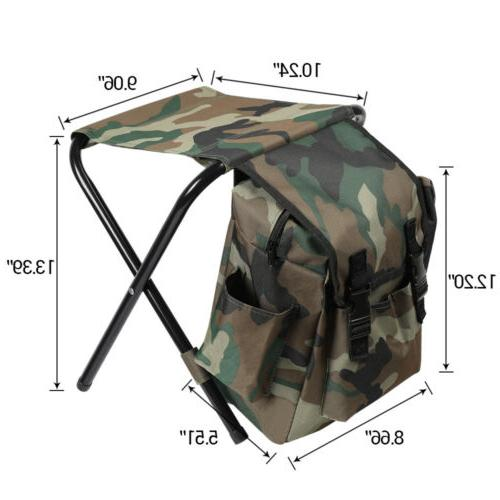 Portable Stool Backpack Travel Camping