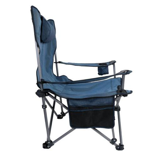 Portable Beach Camping Collapsible Outdoor Seats Recliners