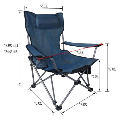 Portable Beach Camping Outdoor Seats Recliners