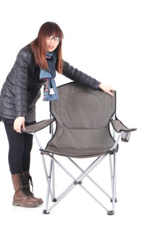 KingCamp Lightweight Chair with mesh holder Camping
