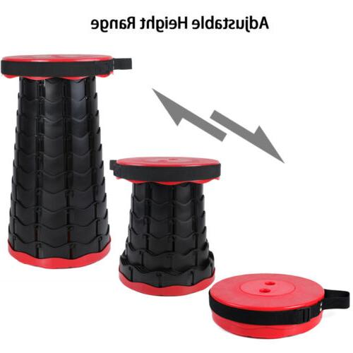 Portable Retractable Stool for BBQ