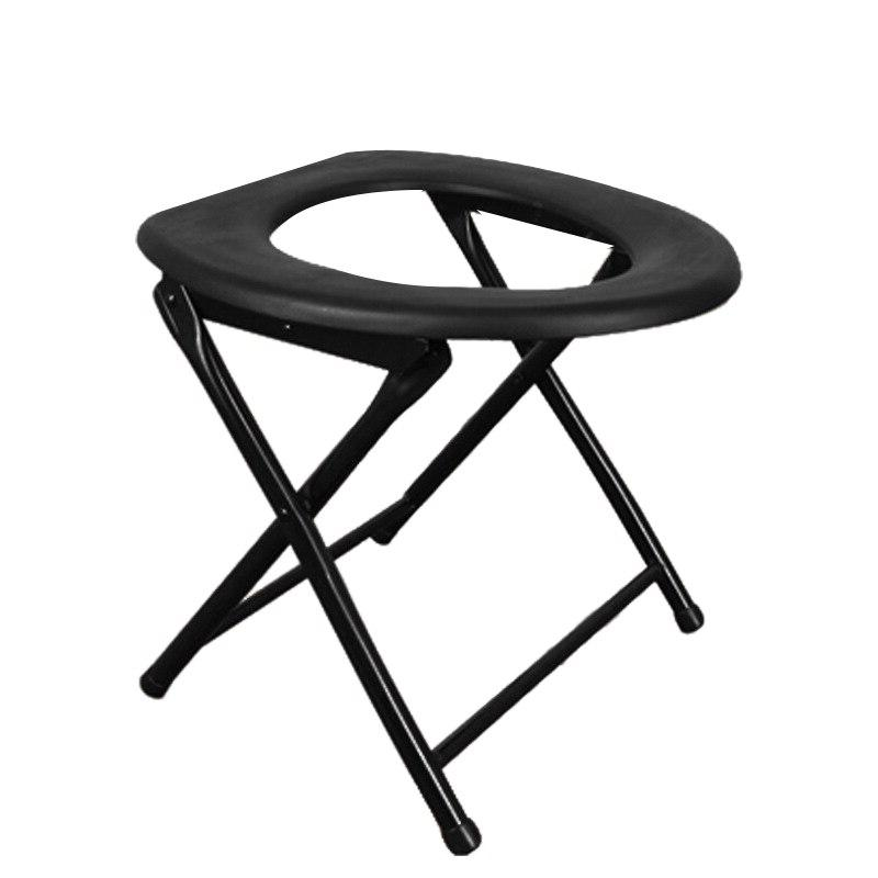 Portable Strengthened Toilet <font><b>Chair</b></font> Travel Climbing Fishing Mate Activity Accessories